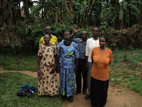 photo of Burombe Twimukye, Rukungiri Group