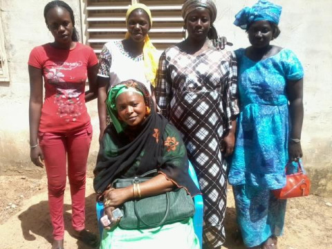 photo of Ps  Femme Casamancaise Group