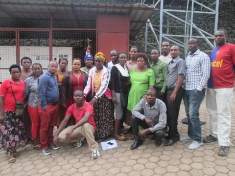 photo of Tubahige Cb Sub Grp A Group