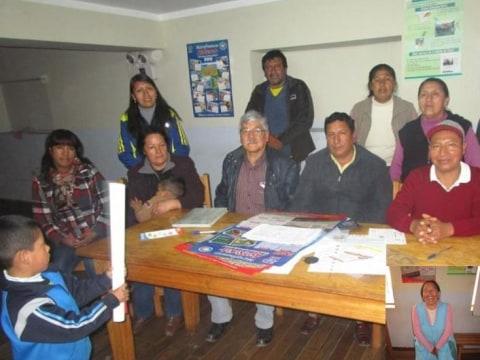 photo of Llapallanchis Llankasunchis Group