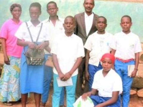 photo of Famille Nalwanga Group