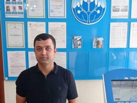 photo of Dilovar