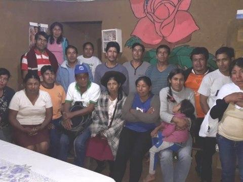 photo of Santa Rosa De Lima De Lucmapampa Group