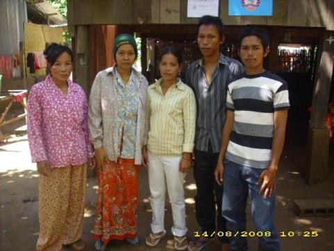 photo of Mrs. Hong Nari Group