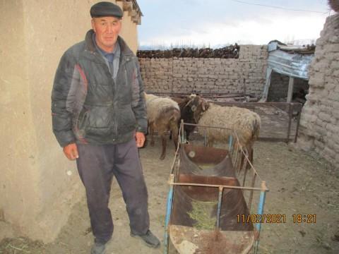 photo of Kerezbek