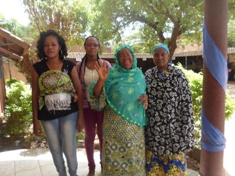 photo of Panga-Yawendé Group