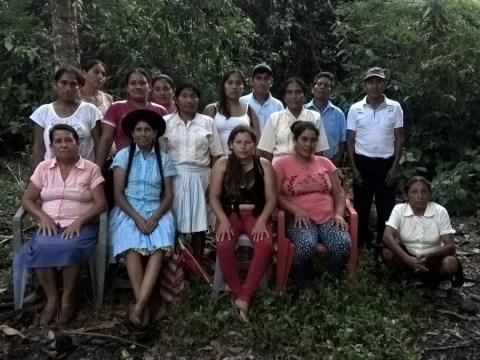 photo of Amanecer Palmapampa Group