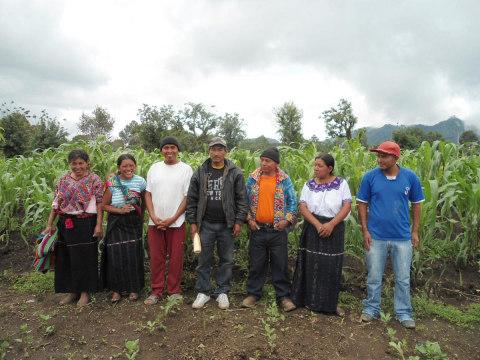 photo of Tzucubal, Nahualá Ii Group
