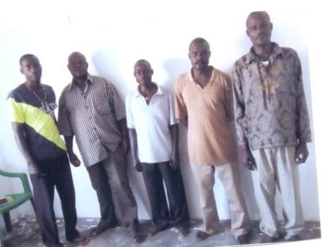 photo of Tusitukire Wamu Kyesiiga Group