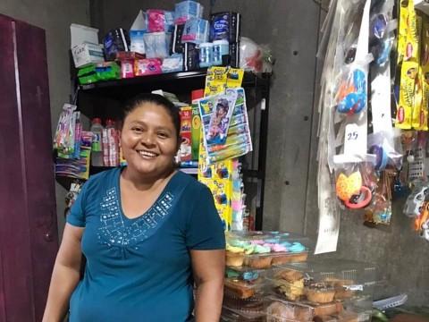 photo of Esmeralda Jasmín