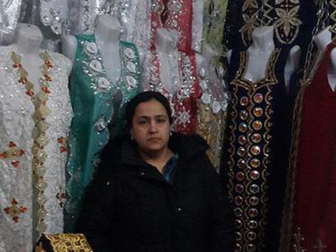 photo of Mehrbonu