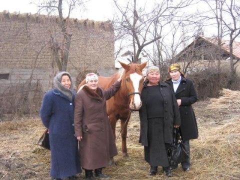 photo of Chyibylova Aysalkyn`s Group