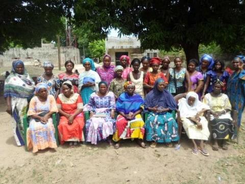 photo of Tiguidanke's Group