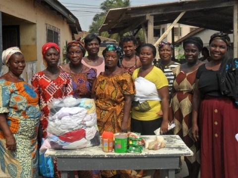 photo of Cecilia's Group