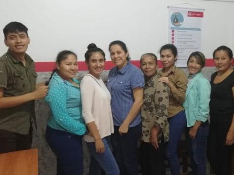 photo of Am Las Vencedoras Group