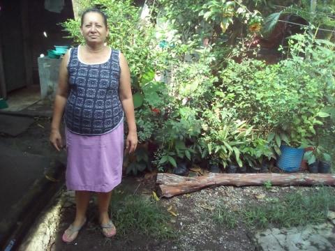photo of María Mélida