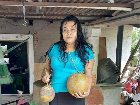 photo of Ana Cecilia