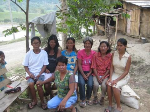 photo of Marissa's Group