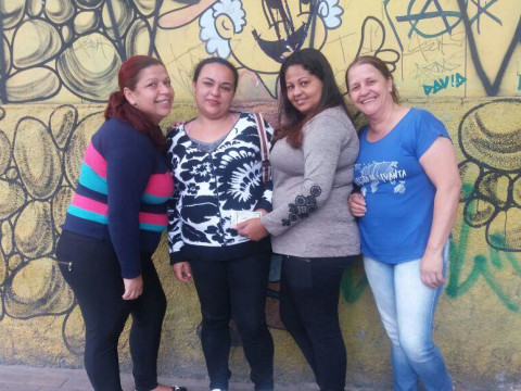 photo of Guerreiras Abençoadas Group