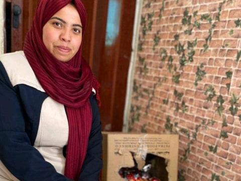 photo of Asmaa