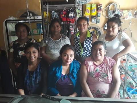 photo of San Juan Alotenango I Group