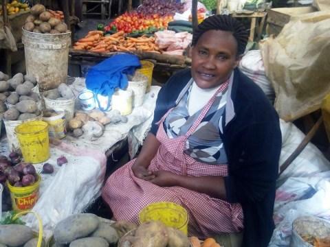 photo of Elizabeth Njeri