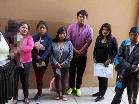 photo of Soledad X Group
