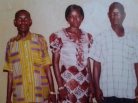 photo of Allieu's Group