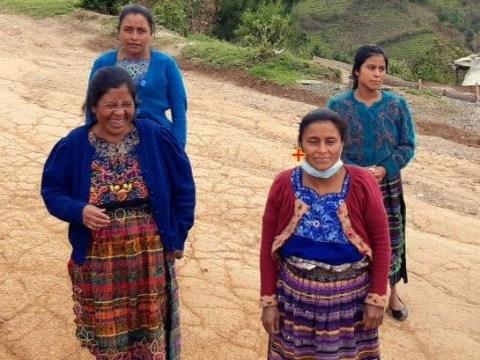 photo of Maya Chuacorral Group