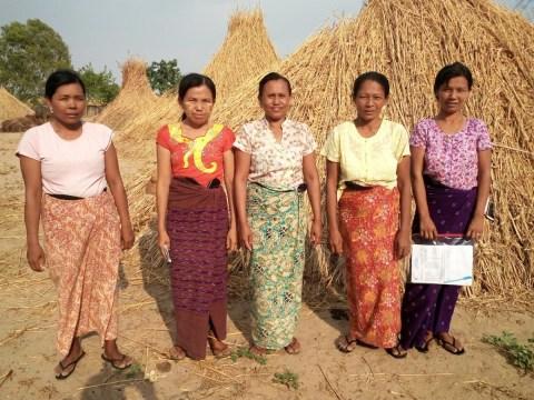photo of Ywar Thar Yar-1 Village Group