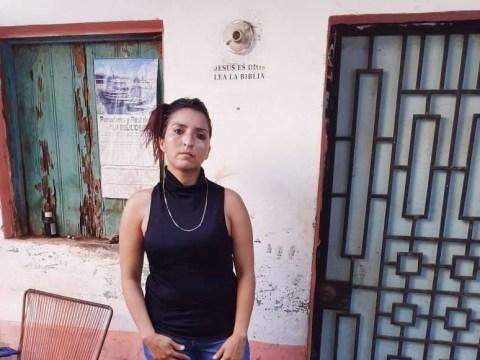 photo of Esmeralda Yamileth