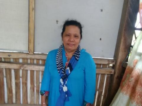 photo of Sefrida