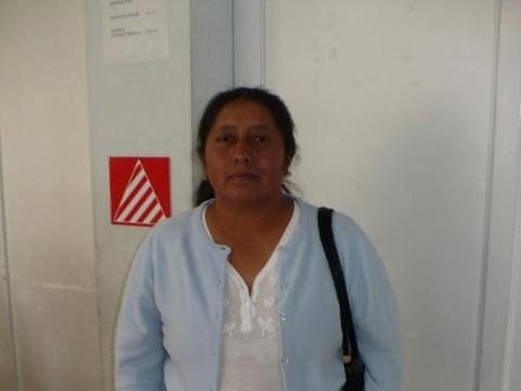 photo of Ligia Cumanda