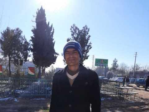 photo of Shahriyor
