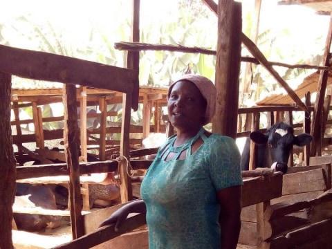photo of Hannah Nduta