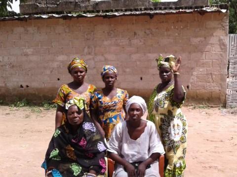 photo of Mariama Bobo's Group