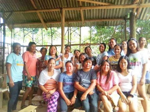 photo of Ctr175 Katilingban Women's Association Group