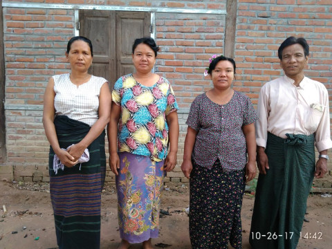 photo of Nyaung Kan(2) B Village Group B