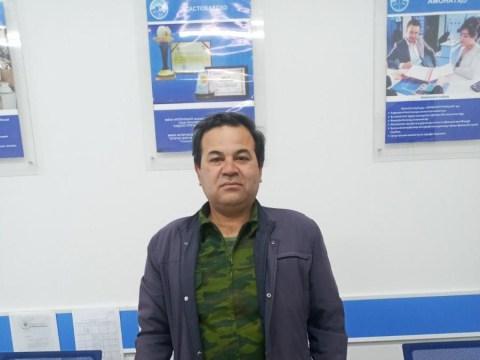 photo of Tolibjon
