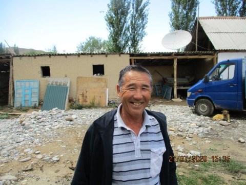 photo of Keneshbek