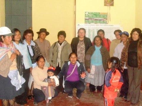 photo of Poderosas De Lircay Group