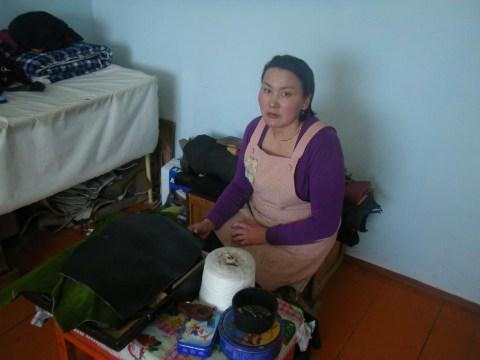 photo of Oyunchimeg