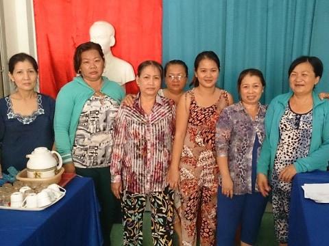 photo of Nhan's Group