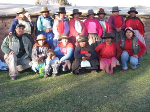 photo of Wiñaipaq Quñukusun Group