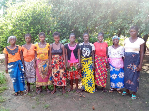 photo of Sama's Female Farmers Group
