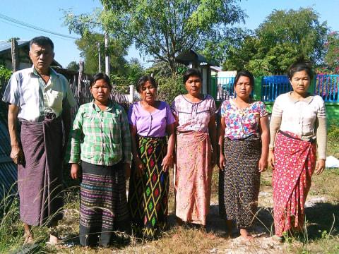 photo of Nga Hpaung Kan(1)A(Gl) Village Group