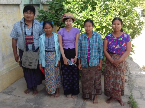 photo of Kyet Su Kyin(1)A Village Group