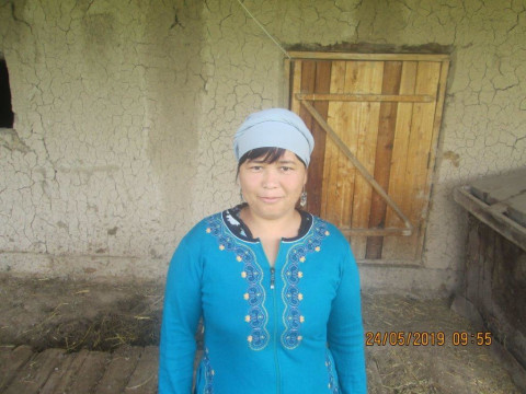 photo of Begay