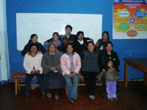 photo of Santiago Apostol Group