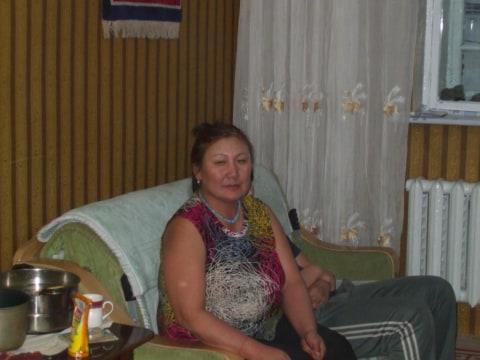 photo of Altantsetseg